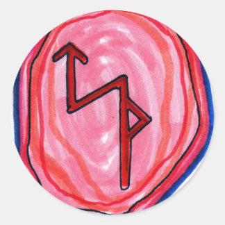 Bind Rune for Business Success Sticker
