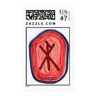 Bind Rune: Gift of Joy Postage