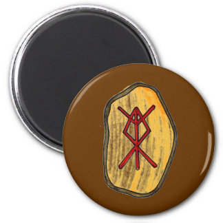 Bind Rune: Home Protection Magnet