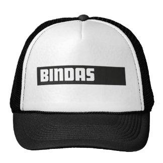 Bindas Absolutely Carefree Trucker Hat