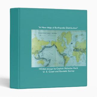 Binder / 1932 Earthquake Map