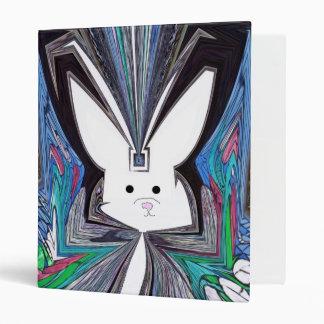 Binder 26 Pesky Rabbit