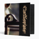 Binder 3 Ring Avery, Horse, Personalized, Photo