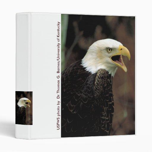 Binder / Bald Eagle Calling