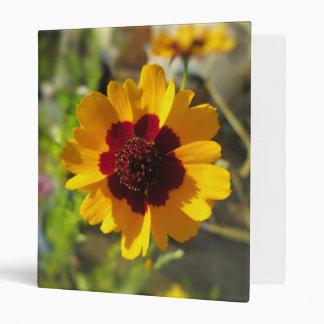 Binder - Blanket Flower
