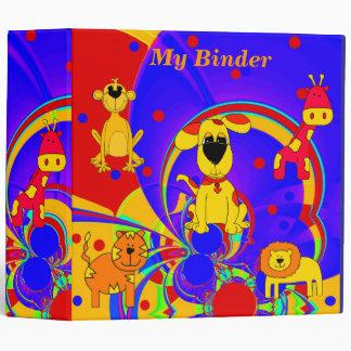 Binder Boys Animals