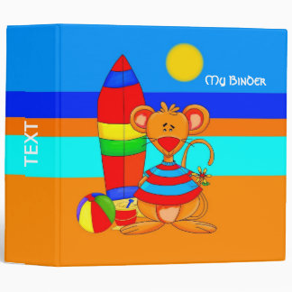 Binder Boys Mouse At The Beach Animals large
