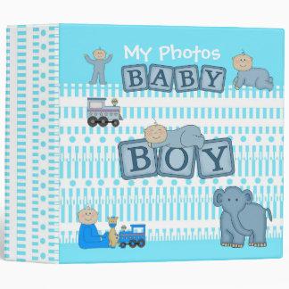 Binder Boys New Baby Boy Blue Photos large