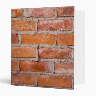 Binder - Brick Wall