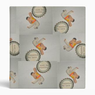 Binder Capoeira My Love