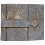 """~Binder~ de la puerta de granero Carpeta 2"""""""