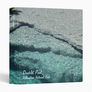 Binder: Doublet Pool Mineral Deposits #2 (Small) Binder