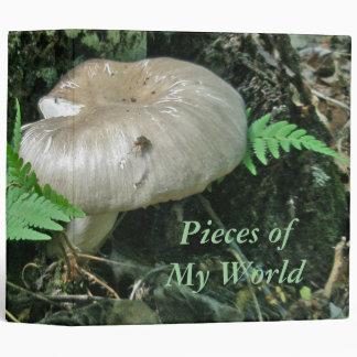 Binder Fern & Mushroom at Stump Series