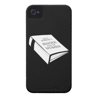 BINDER FULL OF WOMEN iPhone 4 CASE
