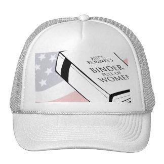 BINDER FULL OF WOMEN TRUCKER HAT