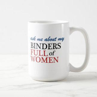 Binder Full of Women - Mug