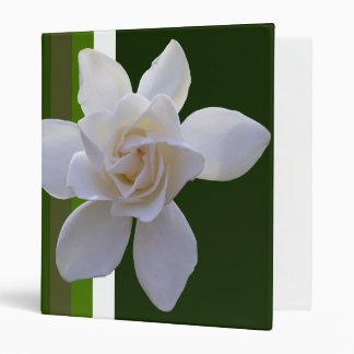 Binder - Gardenia on Stripes