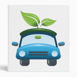 Binder Go Green Car