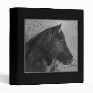 Binder - Horse Portrait