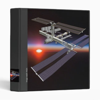 Binder / International Space Station