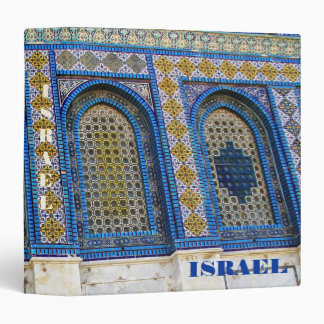 Binder Israel Dome of the Rock Background