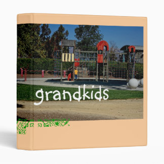 Binder just for your grand kids