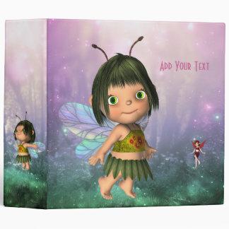 Binder Little Fairy Girl