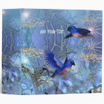 Binder Magical Blue Birds 2
