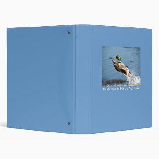 Binder / Mallard Duck