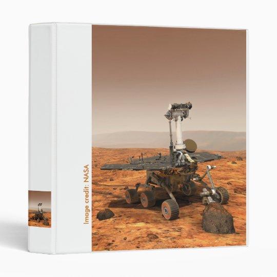 Binder / Mars Rover