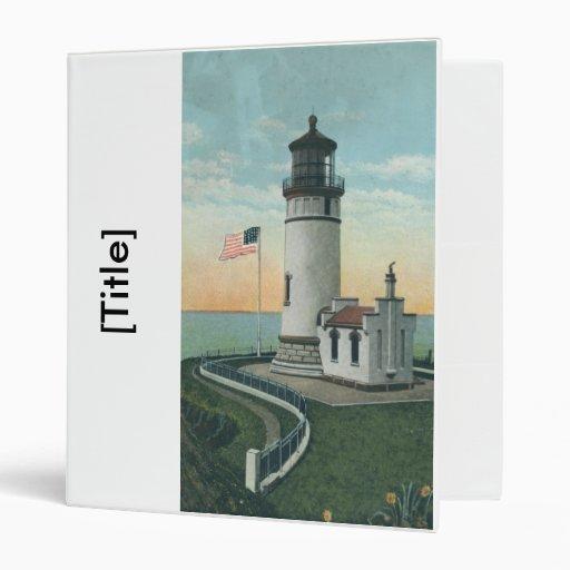 Binder / North Head Lighthouse Washington