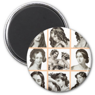 """""""Binder of Women"""" - Magnet"""