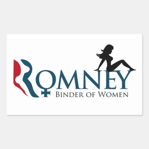 Binder of Women Sticker