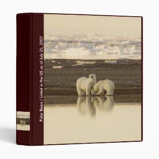 Binder / Polar Bears