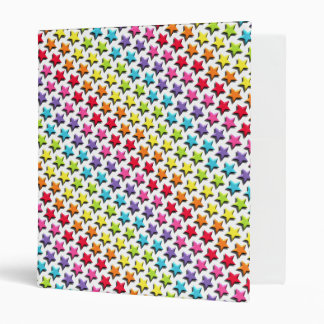 Binder - Rainbow All Stars