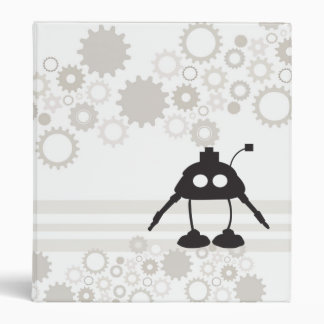Binder - Robot and Gears