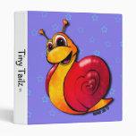 Binder - Sammy Snail