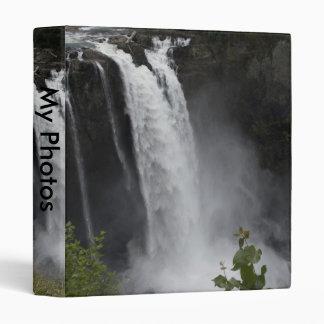 Binder:  Snoqualmie Falls Binder