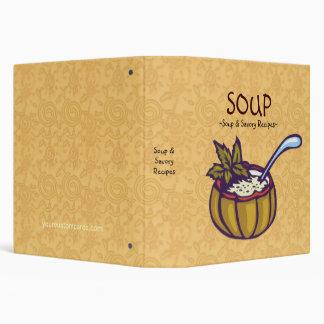 Binder - Soup & Savory Recipes