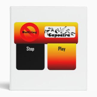 binder stop bullywing play capoeira