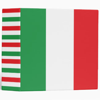 Binder :: Stripes of Italy