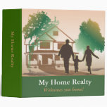 Binder Template My Home Realty