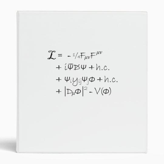 Binder - The Standard Model