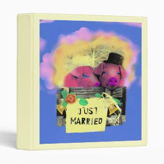 "binder ""wedding"" just married"