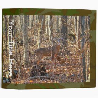 Binder Whitetail Deer Buck