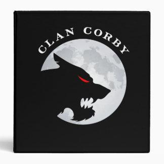 Binders Clan Corby Blk | Heartblaze