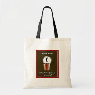 Binders Full of Women Sleeping Tiger Gifts Tote Bag