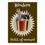 Binders Full of Women Thumbs Up! Gifts Cards