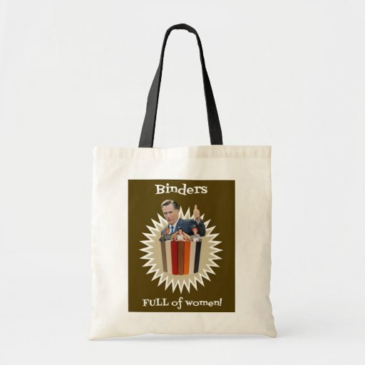 Binders Full of Women Thumbs Up! Gifts Tote Bag