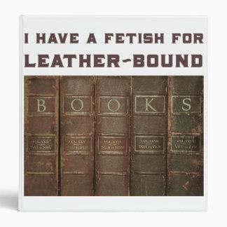 Binders Leather-Bound | Heartblaze